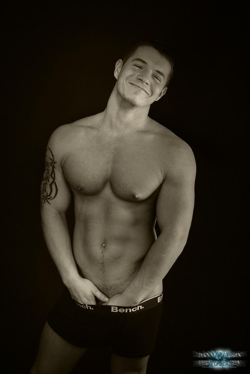 Male model photo shoot of Danny Barson