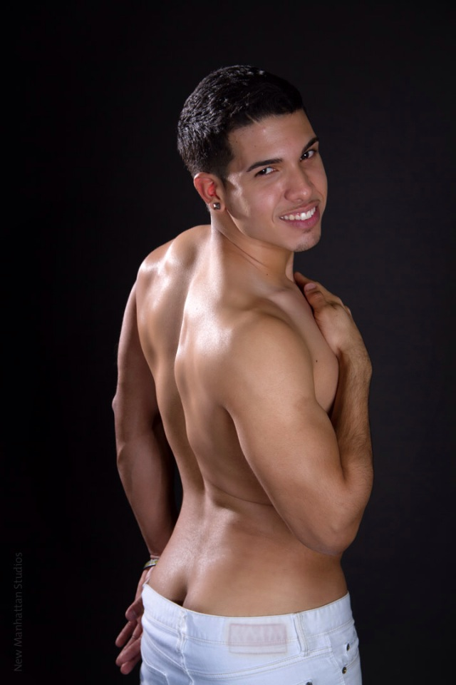 Picture About Male Model Marc Hernandez from  Jersey City, New Jersey, US