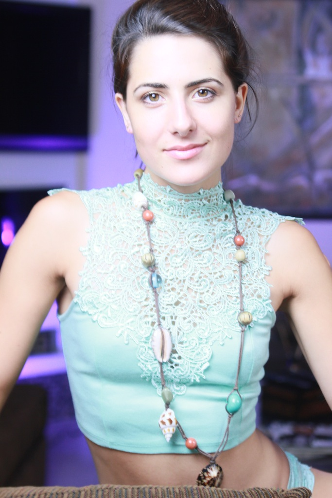 Female model photo shoot of TeAta Stahl-Amoon