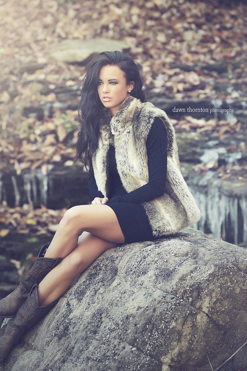 Female model photo shoot of Dawn Thornton in Signal Mtn, TN