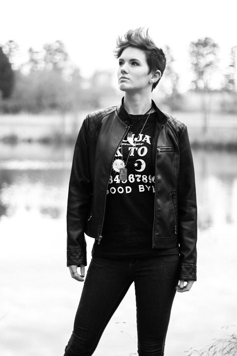Female model photo shoot of Asch Hays in Georgia