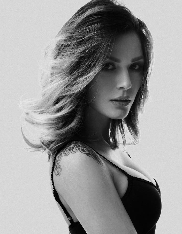Female model photo shoot of Aniko Vago
