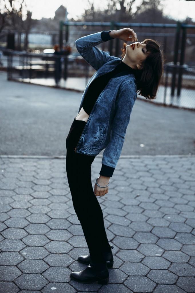 Taylor Lashae Model New York New York Us