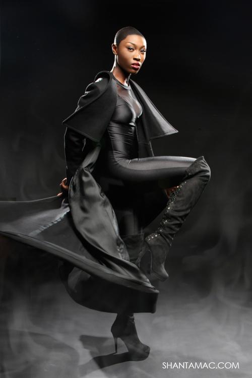 Female model photo shoot of Shanta Mac