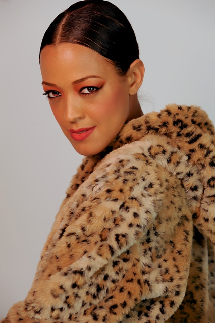 Female model photo shoot of Desi Mae