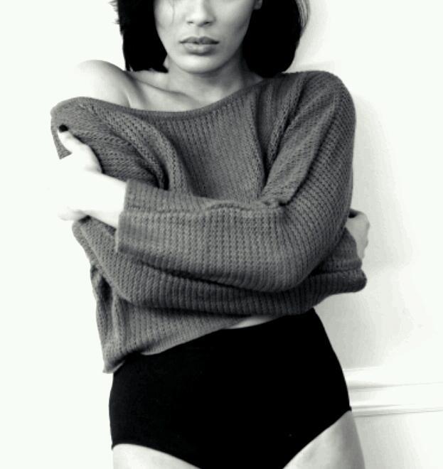 Female model photo shoot of MiaMya in Atlanta- home