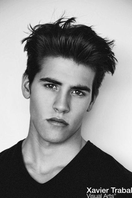 Male model photo shoot of XavierTrabal by XavierTrabal in Barcelona