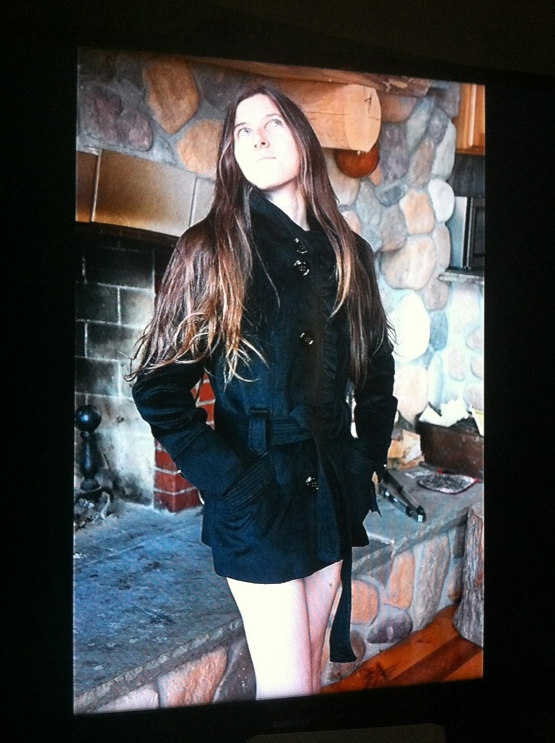 Female model photo shoot of D aspriaDiamond