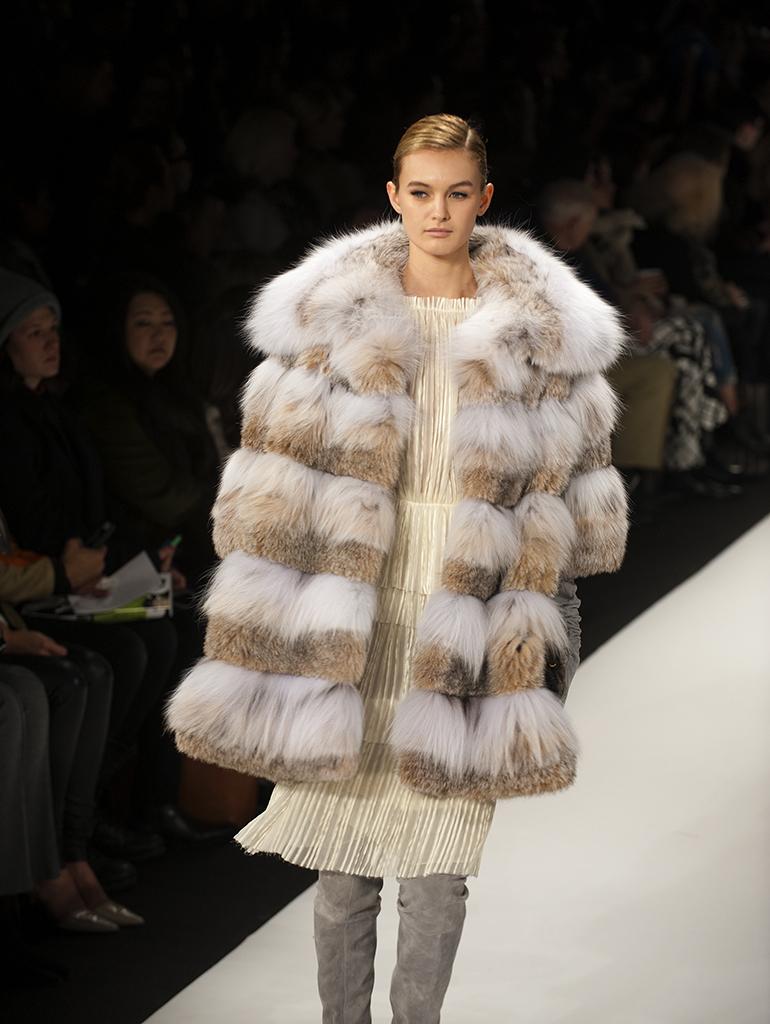 NYC Feb 19, 2014 Bruce Herlitschek The Art of Imagings Fashion Week NYC Winter 2014