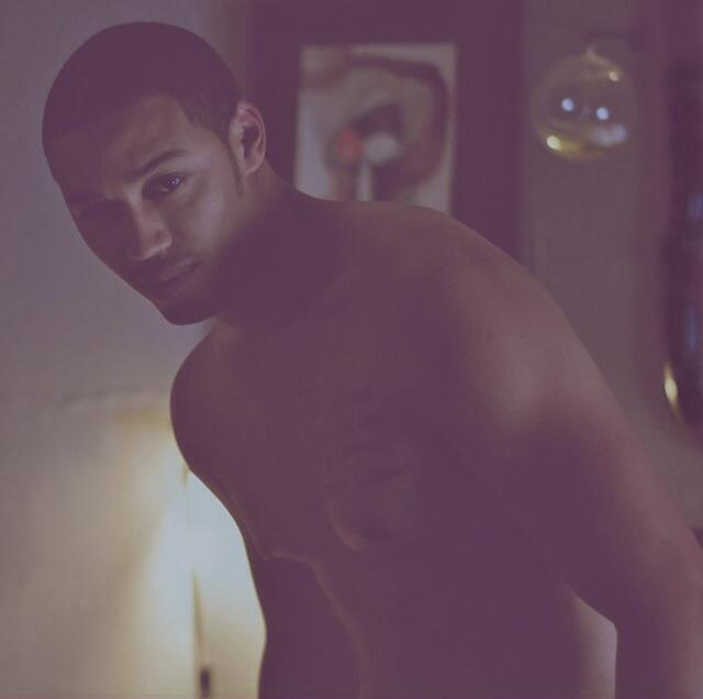 Male model photo shoot of Saint James