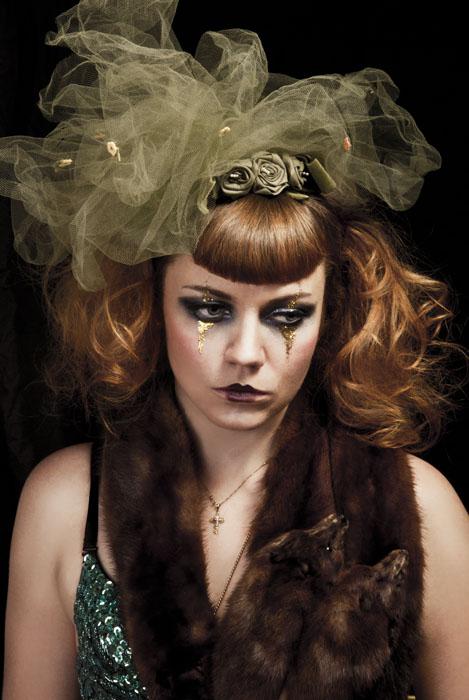 Female model photo shoot of Rebecca Peloquin