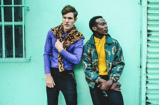 Male model photo shoot of Brand MUA  and Asaba M kugonza, makeup by Brand MUA