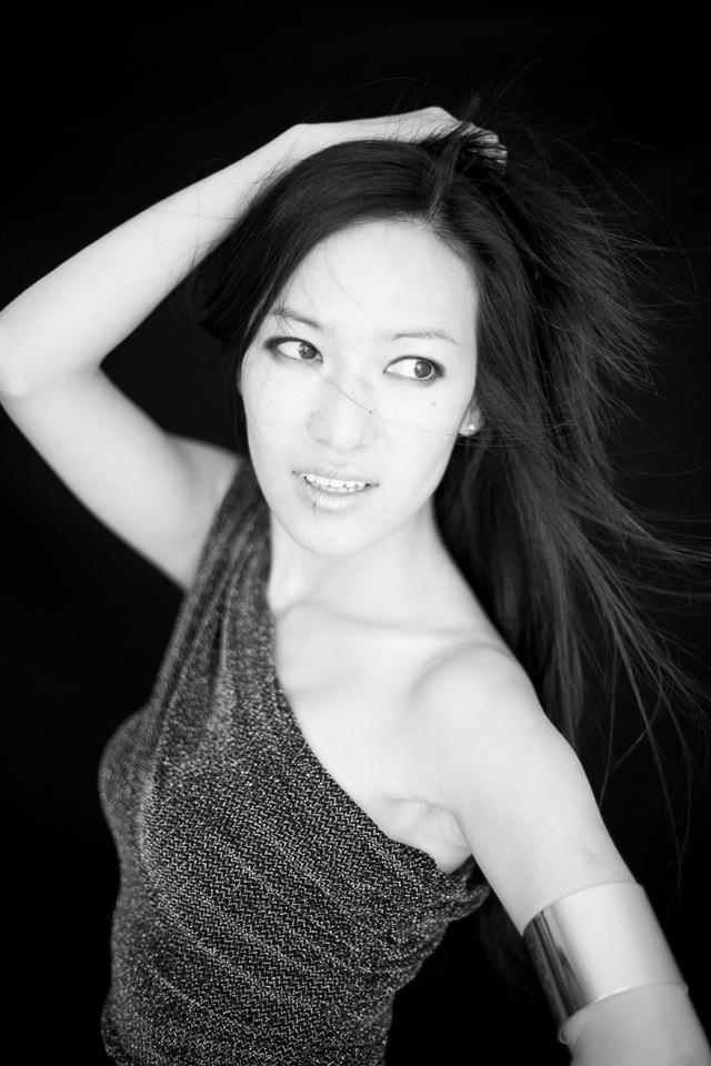Female model photo shoot of YiYuan