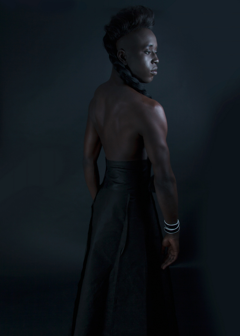 Female model photo shoot of Dauna in Amsterdam