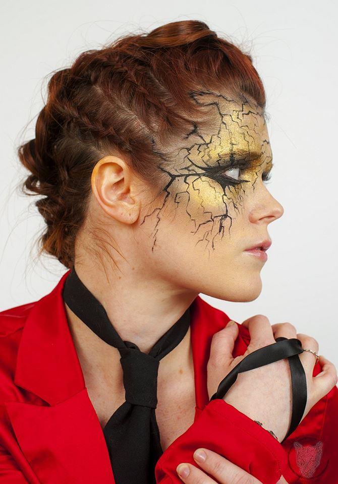 Female model photo shoot of Rebecca Mazanec by Nakrani Studios in Raleigh, NC