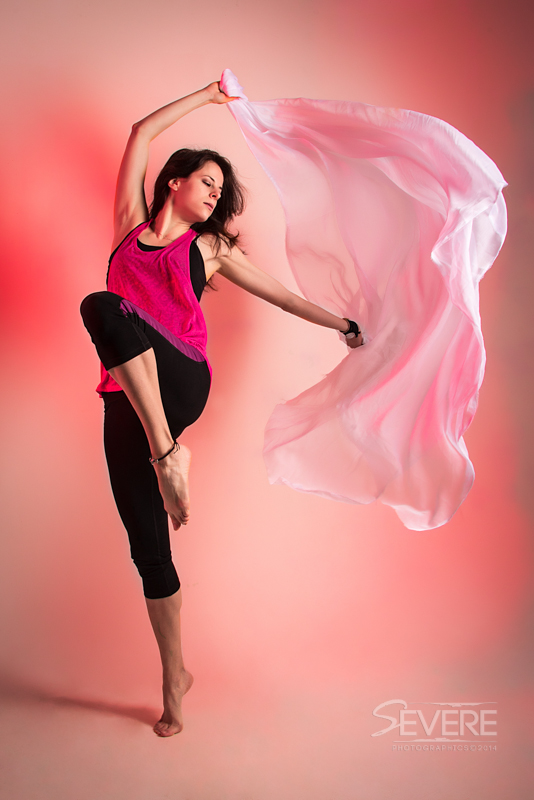 Female model photo shoot of Just-Dance by Severe PhotoGraphics