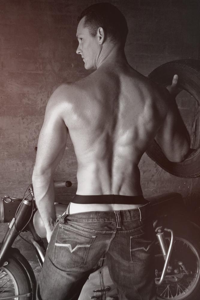 Male model photo shoot of BODYTORQUE in durban
