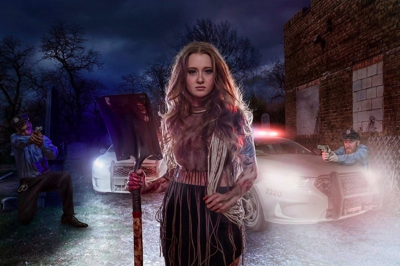 Female model photo shoot of Nicole Laura