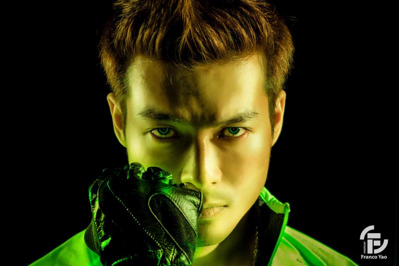 Male model photo shoot of Franco Yao