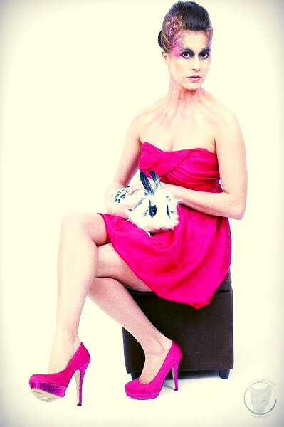 Female model photo shoot of Rebecca Mazanec in Raleigh, NC