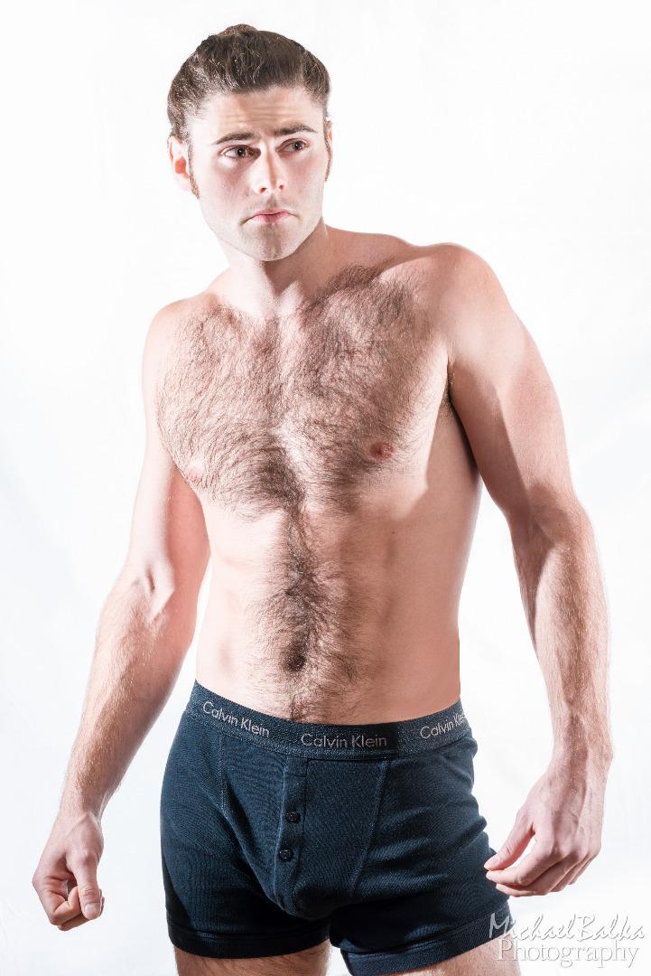 Male model photo shoot of MichaelBalkaPhotography