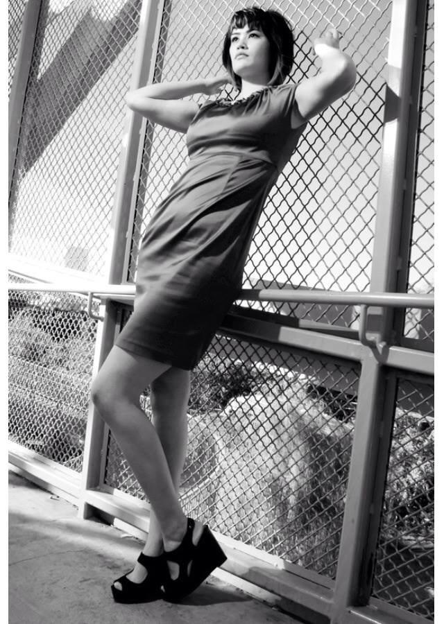 Female model photo shoot of Mikala Anais