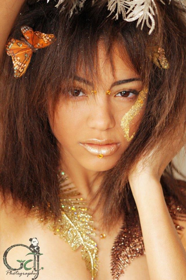 Kishyra Felix Model Christiansted Virgin Islands Us