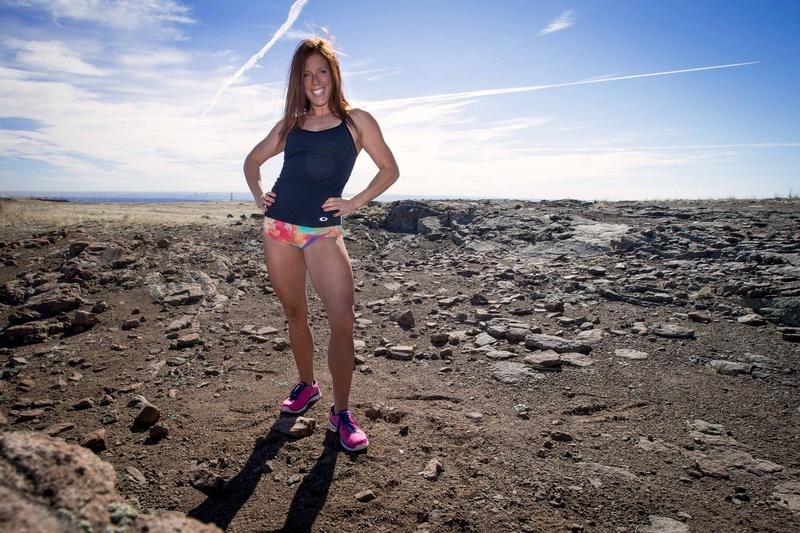 Female model photo shoot of eablaser
