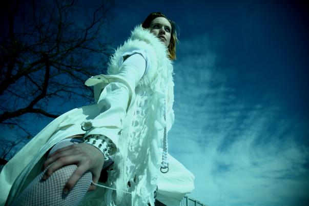 Female model photo shoot of Bri Leeson by Deakins Bay Photography