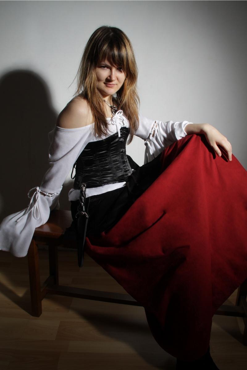Female model photo shoot of KatiaK by aipim