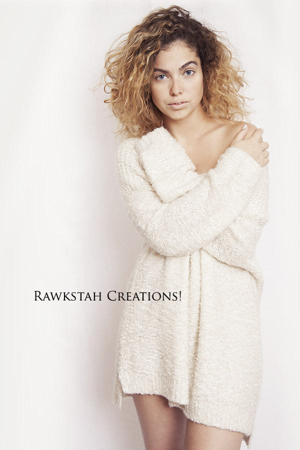 Female model photo shoot of RawkstahCreations