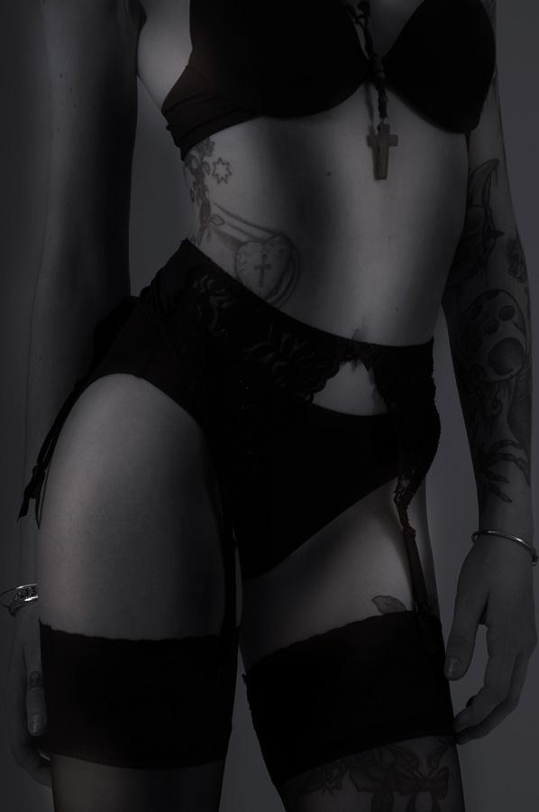 Male model photo shoot of DoubleExposure in Tyabb Studio