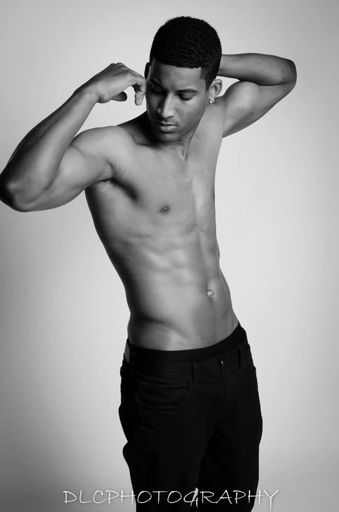 Male model photo shoot of Julian Washington JQ