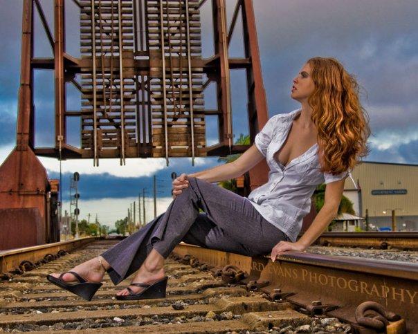 Female model photo shoot of Stephanie H