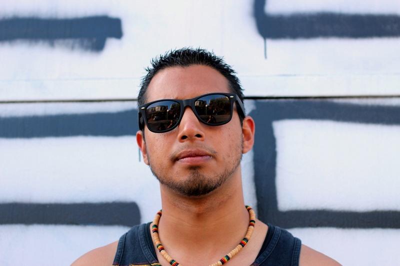 Male model photo shoot of Javier Mendoza