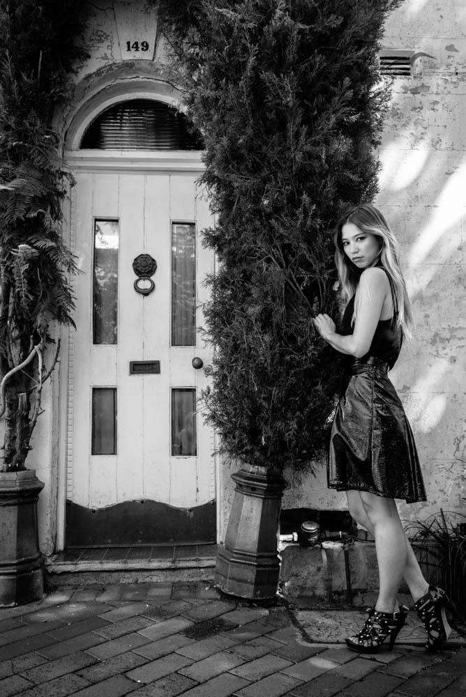 Female model photo shoot of Jessica Tesla and Nay Davis in Sydney