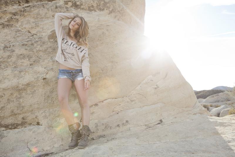 Female model photo shoot of Madison_Miller by Kuzmich Photo