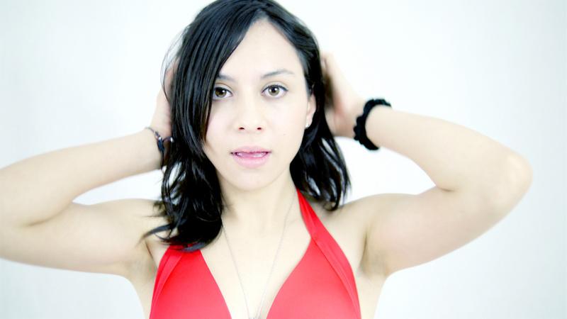 Female model photo shoot of Akira05