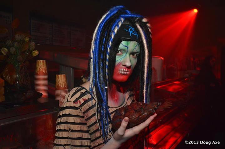 Male model photo shoot of morte615 in Cedar Point, Sandusky, OH