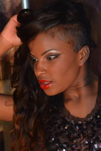 Female model photo shoot of MUA Cassandra-Nicole