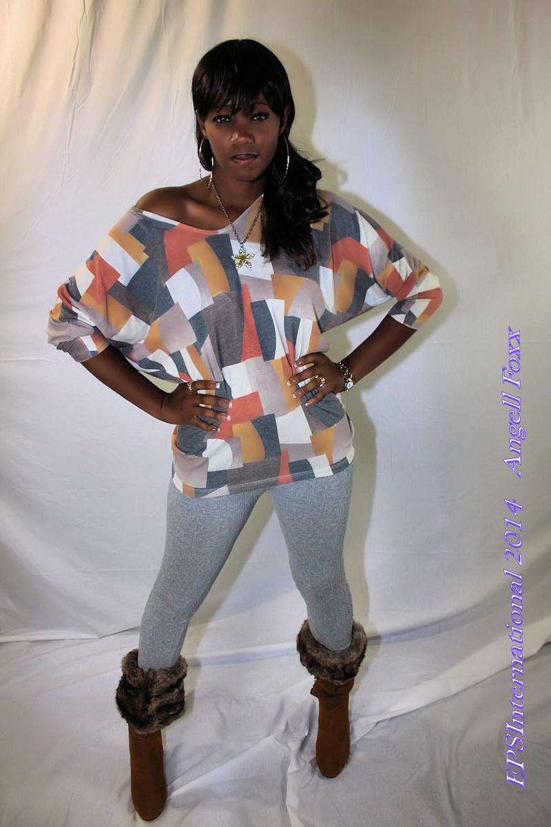 Female model photo shoot of Angell Fox in JAcksonville,FL