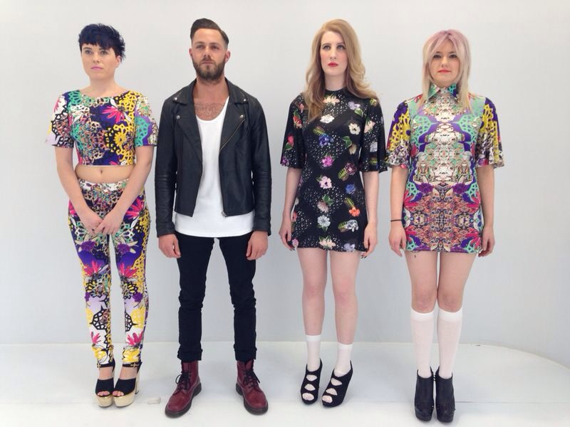 Male model photo shoot of jay obee in Oxford street toni&guy academy