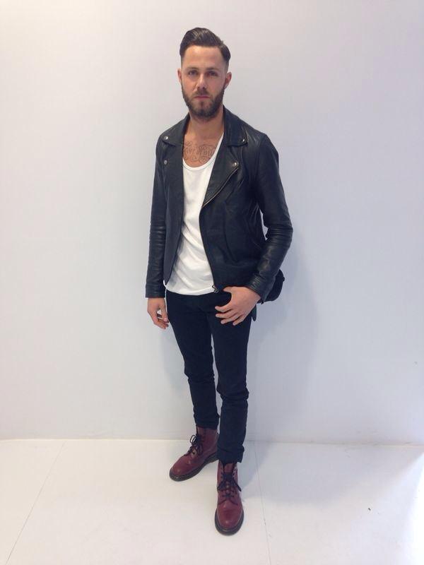 Male model photo shoot of jay obee