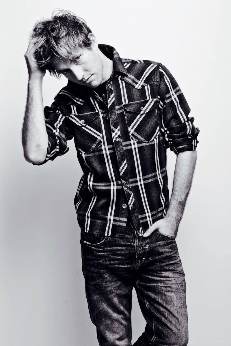 Male model photo shoot of Mikohl