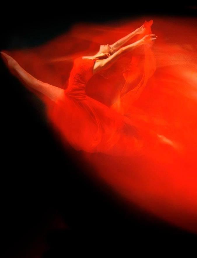 New York NY Apr 03, 2014 Dancing in the dark