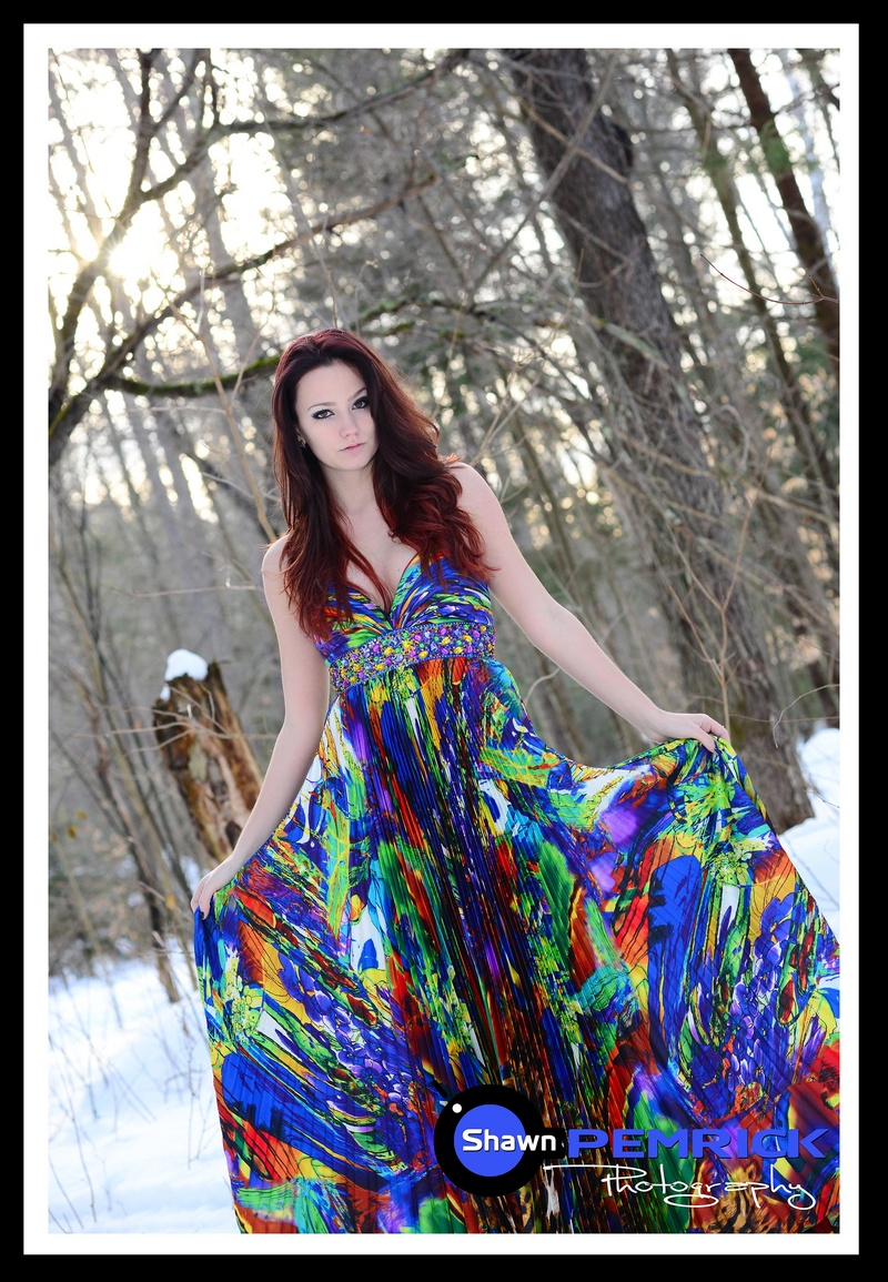 Male and Female model photo shoot of ShawnPemrickPhotography and Taylor-Rae in Mendon, Vermont