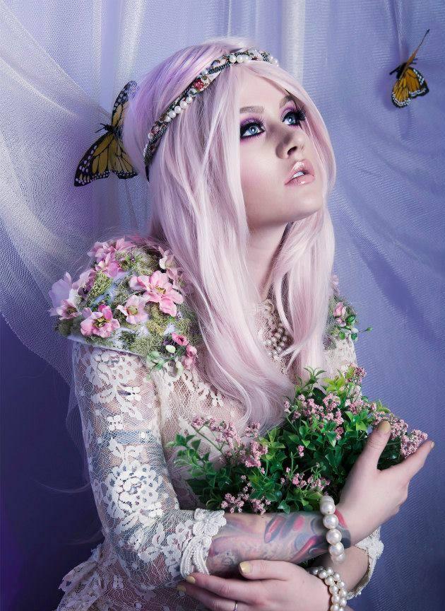Female model photo shoot of Kelly Eden