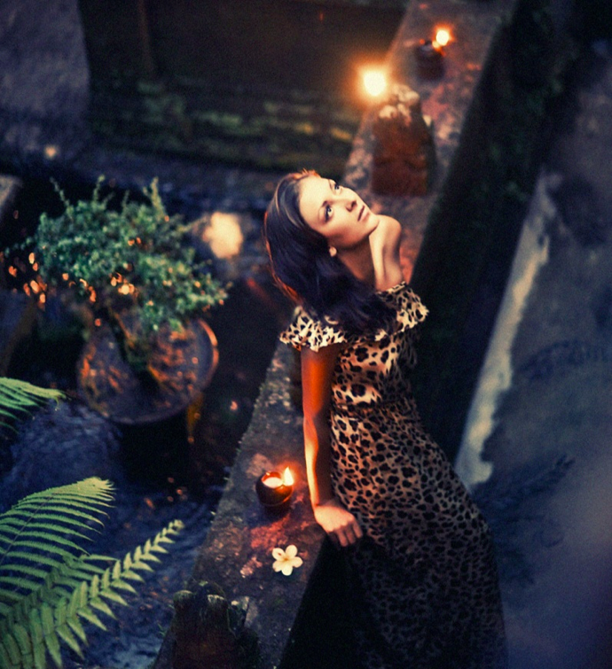Female model photo shoot of Innagram in Ubud