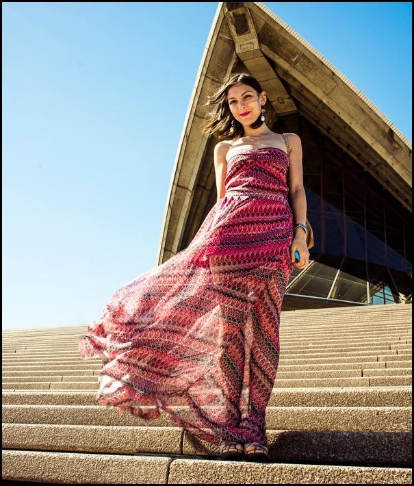 Female model photo shoot of Innagram in Sydney