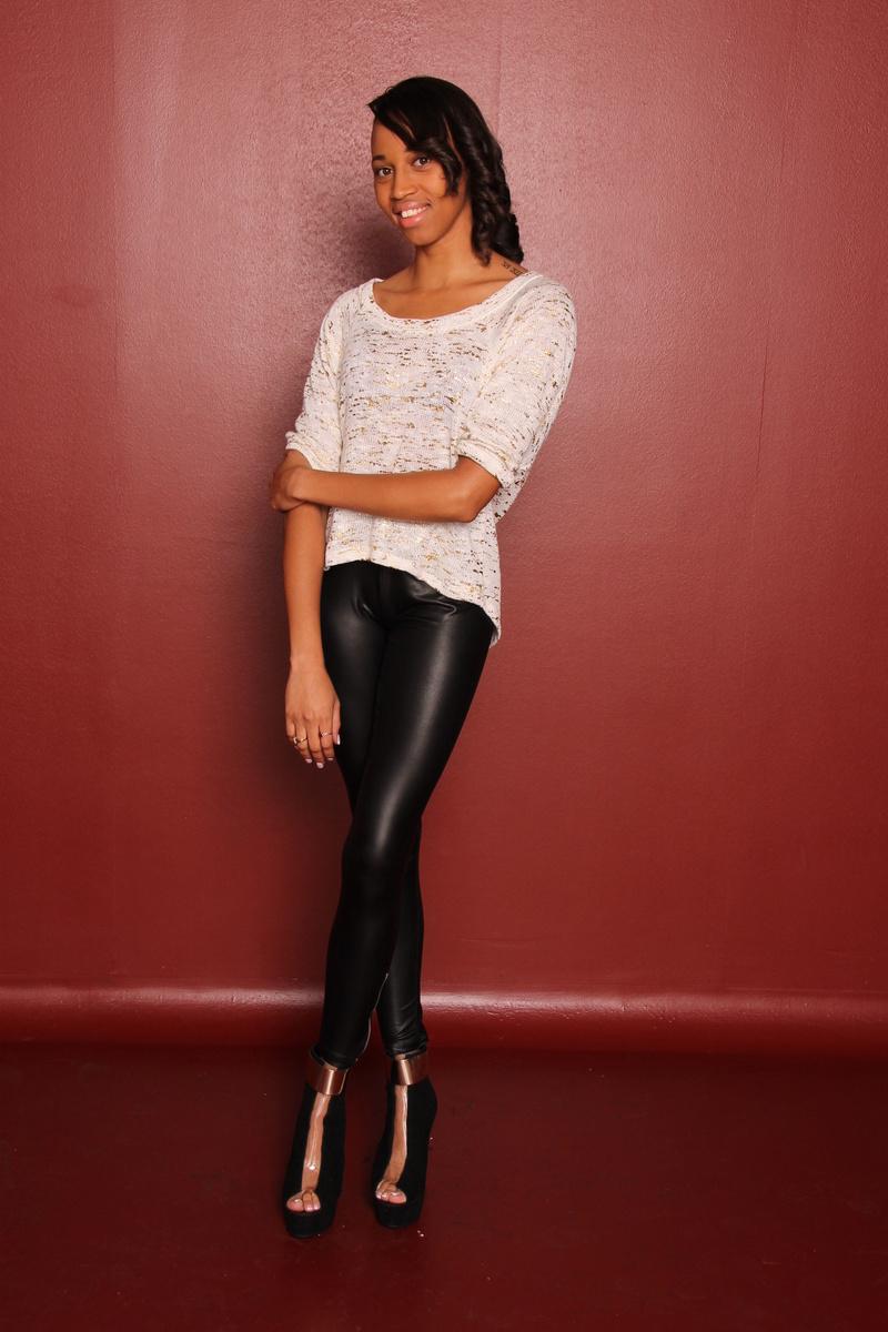 Female model photo shoot of Gia Del Rose